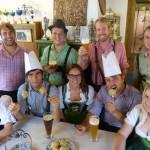 Die Theatergruppe Asbach-Bäumenheim 2014.